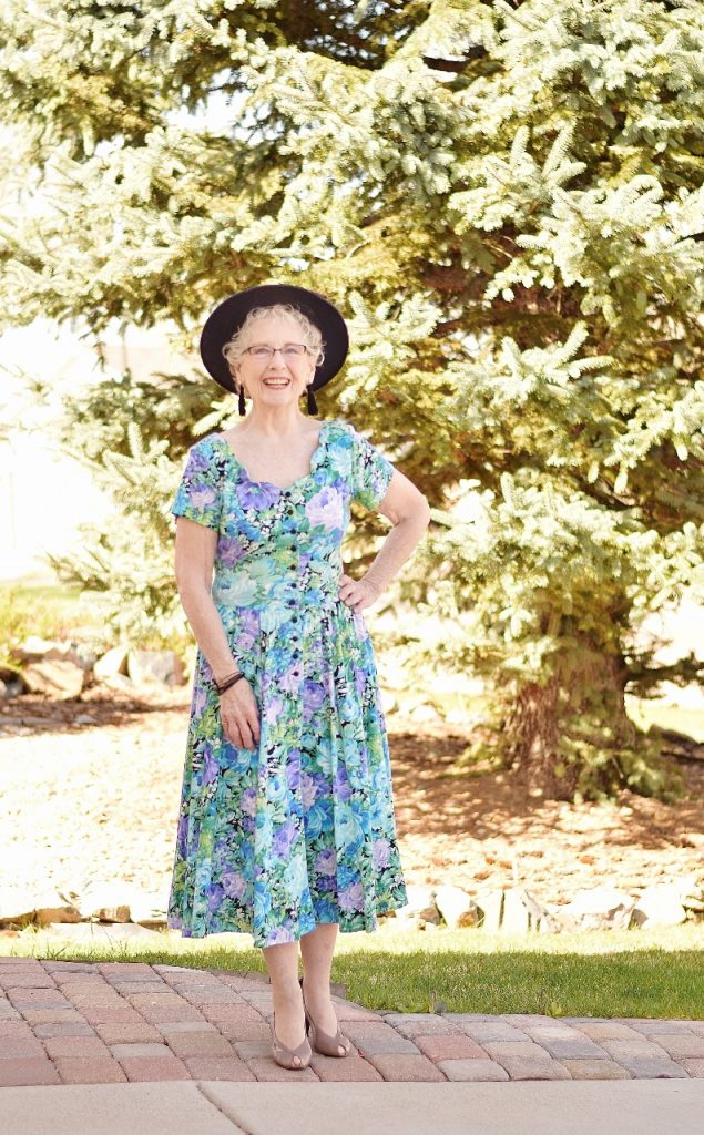 Wearing Your Hats for A Dressy Occasion for Women over 50