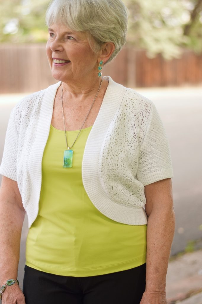 Fun Outfits for women over 60