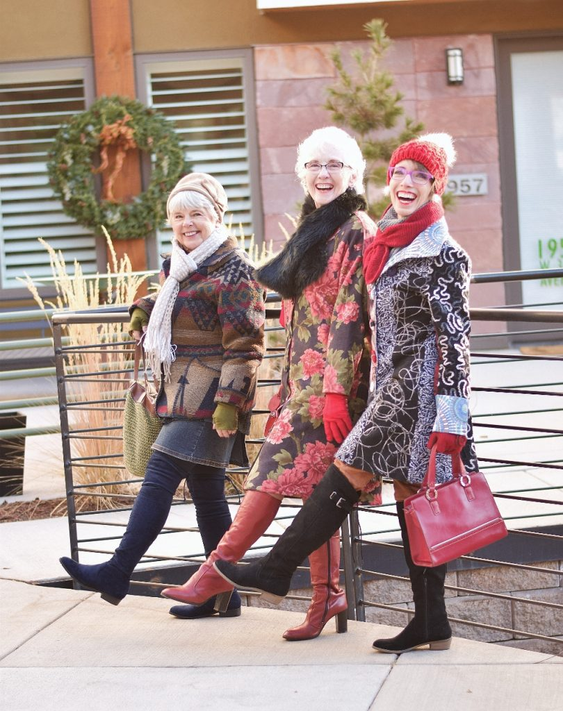 Winter Accessories for Women of all ages
