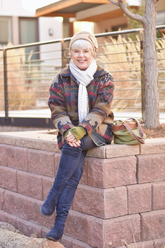 Winter Accessories for Women age 60 plus