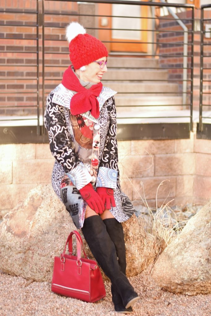 Winter Accessories for Women layered