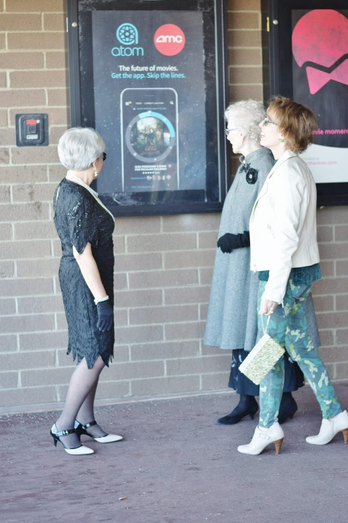 outfits inspired by movies for older women