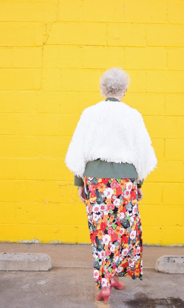 Reusing fabric for any age