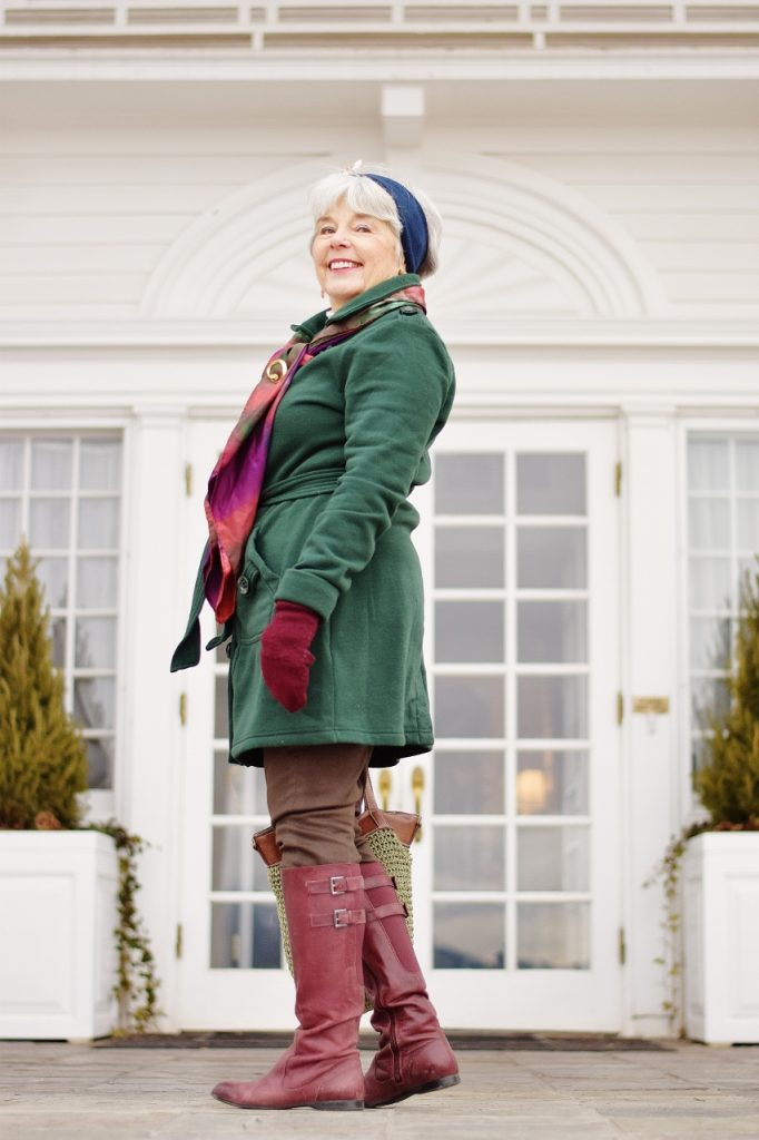 Why accessories make winter outfits shine