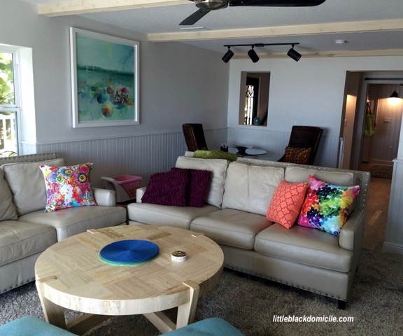 Why accessories add interest to a room