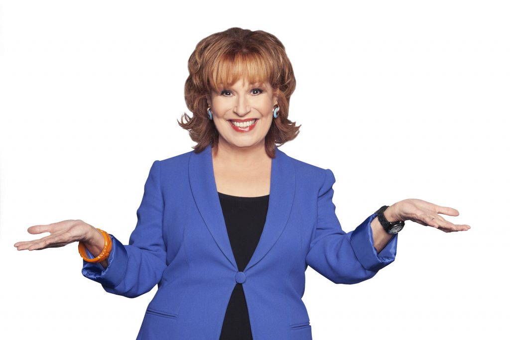 Joy Behar outfits inspired by tv shows