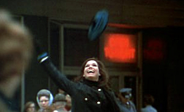 Mary Tyler Moore in outfits inspired by tv shows