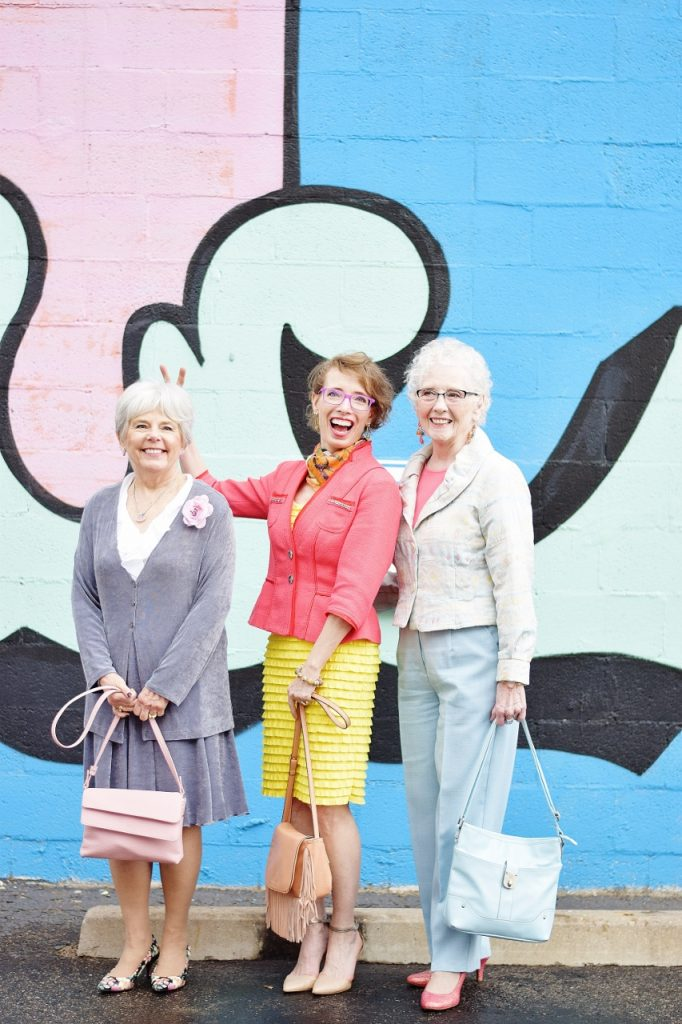 Styling Easter Outfits to wear for women in 3 generations