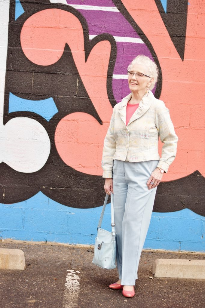 Styling Easter Outfits to wear for women 70+