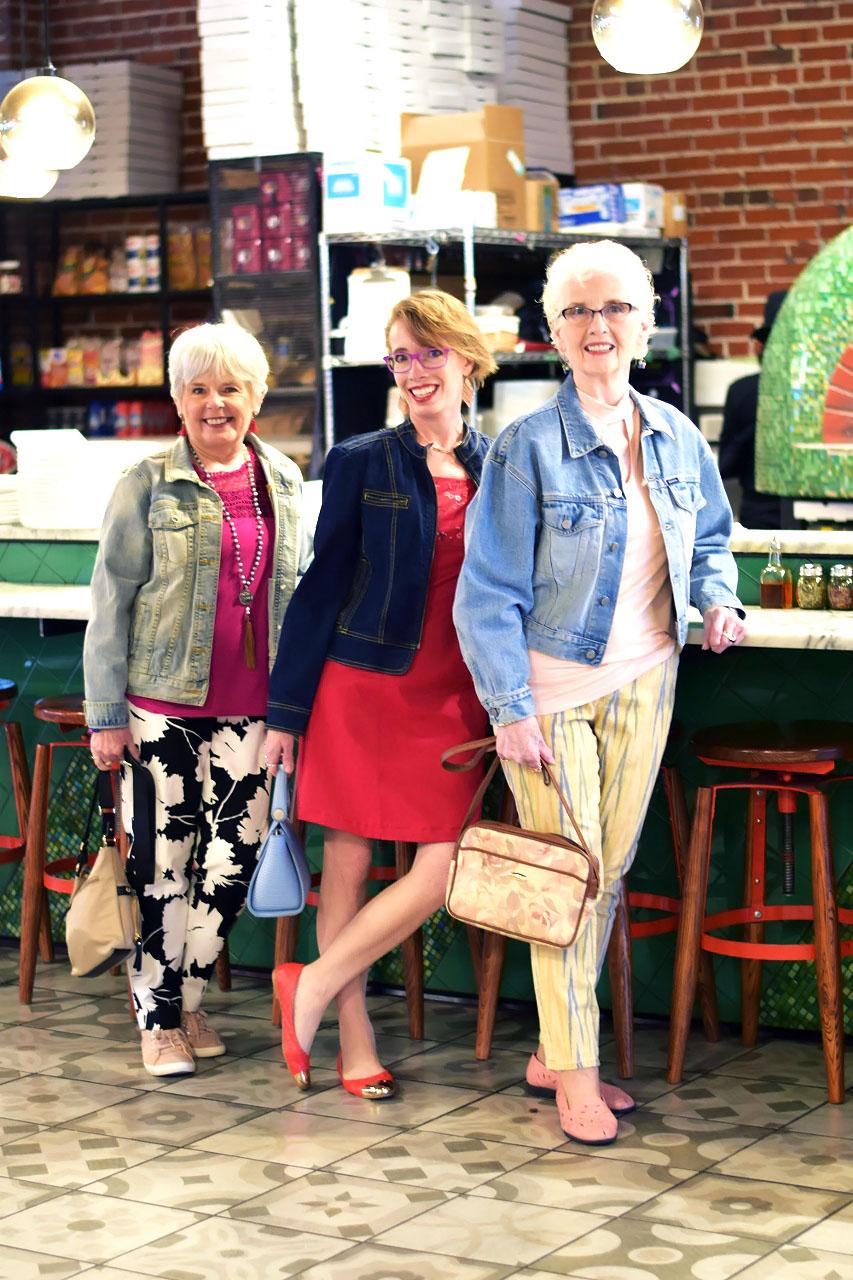 Denim Jacket for Women as a Transitional Piece