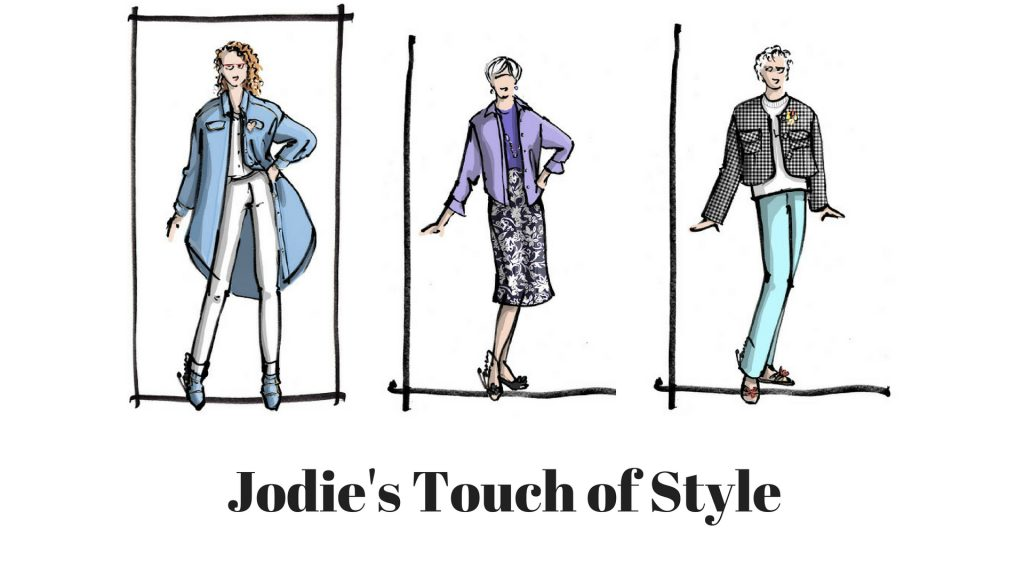 Jodie's Touch of Style logo