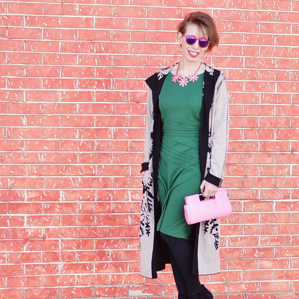 Using thrift tips to buy a purse skirt from thredup