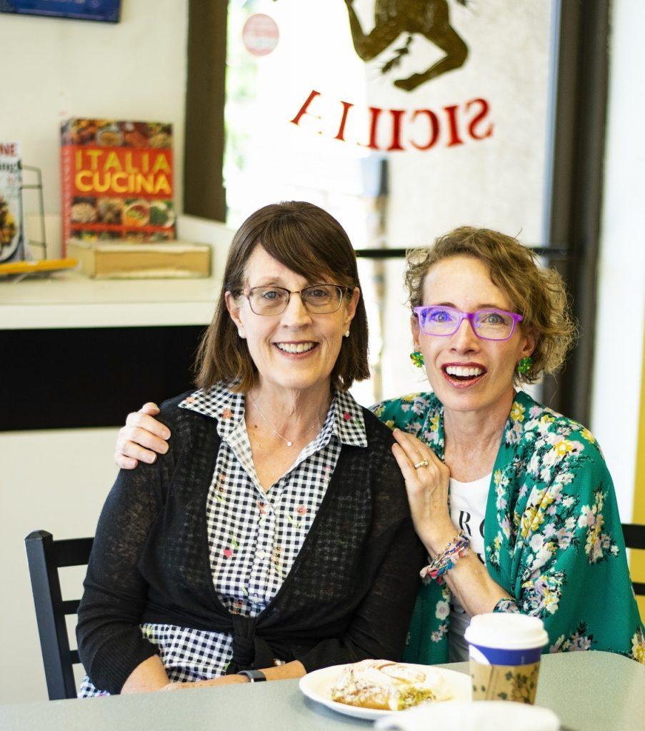 Meeting a blog reader in May