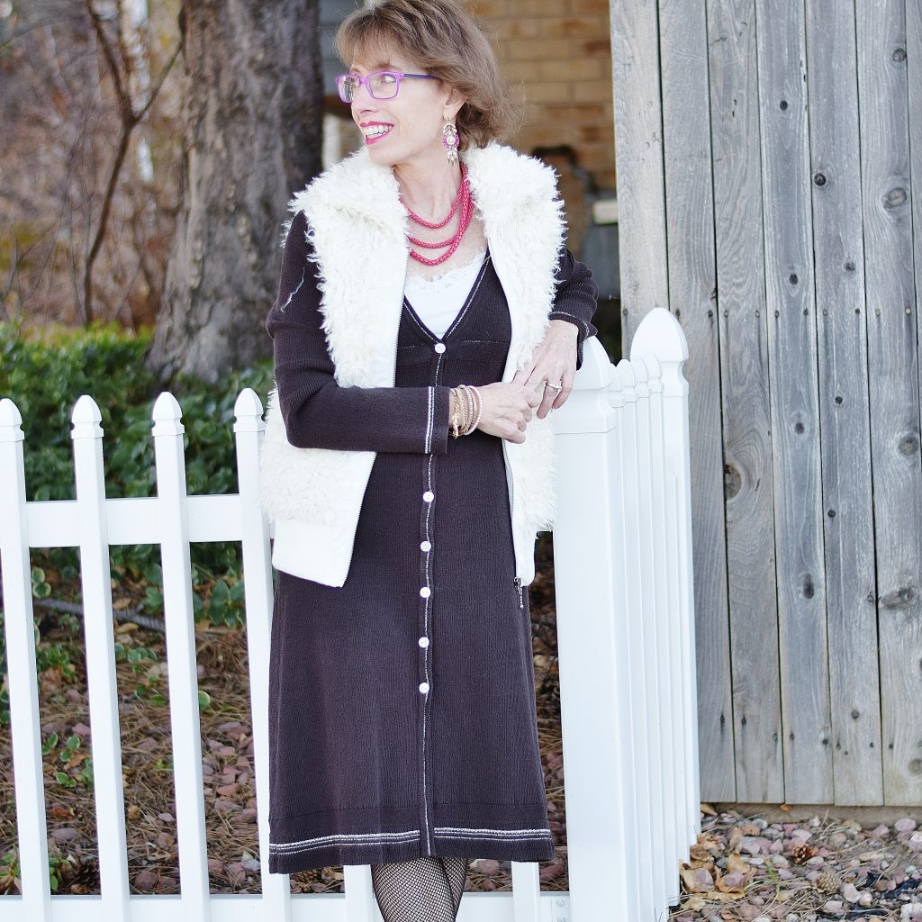 Using thrift tips to buy a vest from thredUp