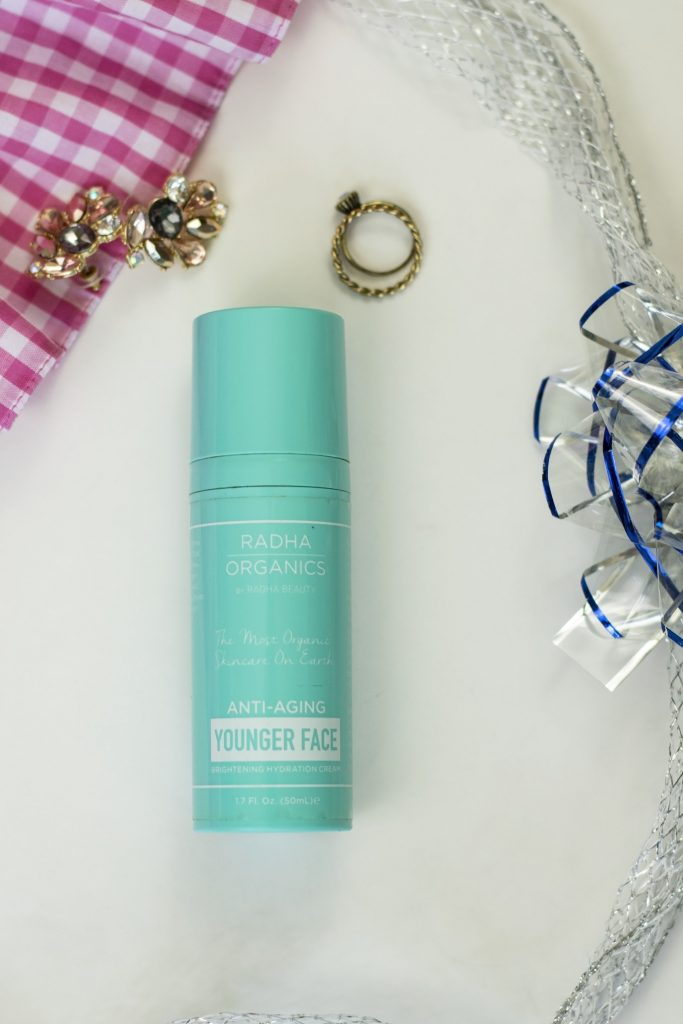 Products for older women in June with skin care