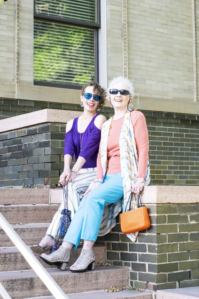 How to style summer material for women and daughters in the heat