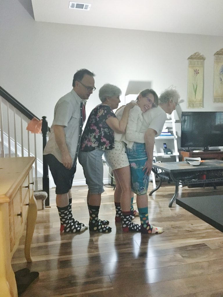 July Happy Socks