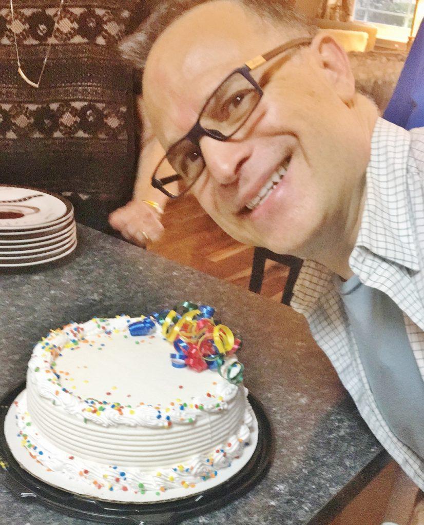 Rob's July birthday