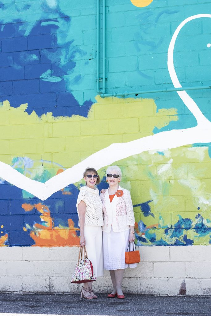 how we are Wearing white in the summer in a modern way