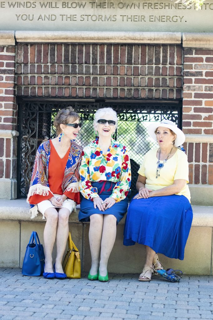 Is it okay to pair Bright colors for summer in our outfits for women over 50