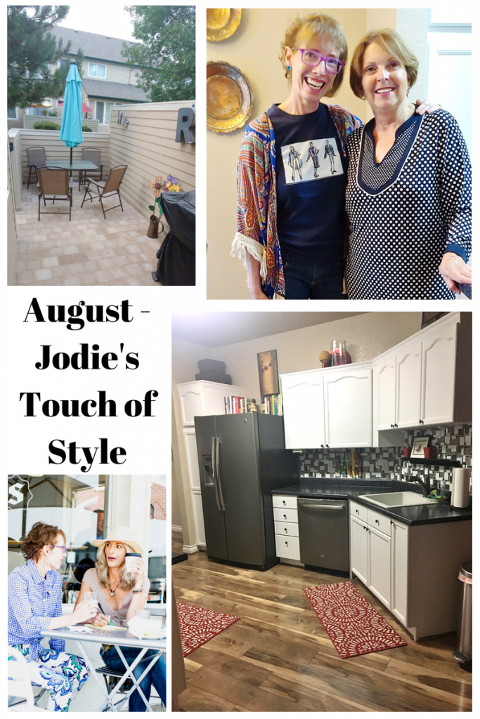August Jodie's Touch of Style