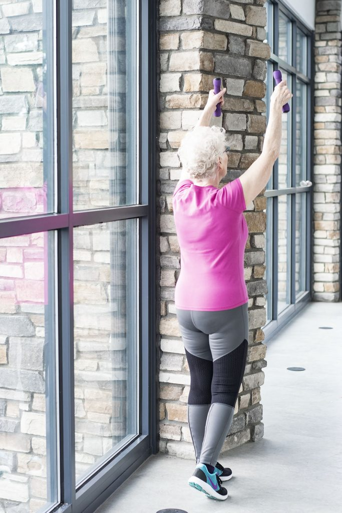 New fitness clothes for women over 50 and for women in their eighties
