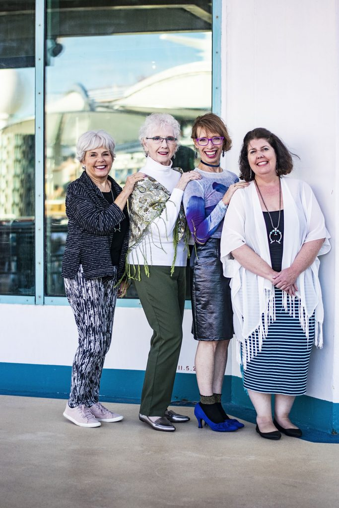 Cruise travel outfits for midlife ladies