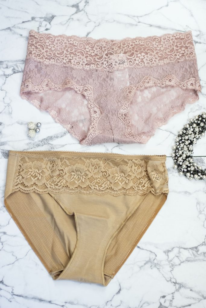 Soma undies to avoid panty lines showing