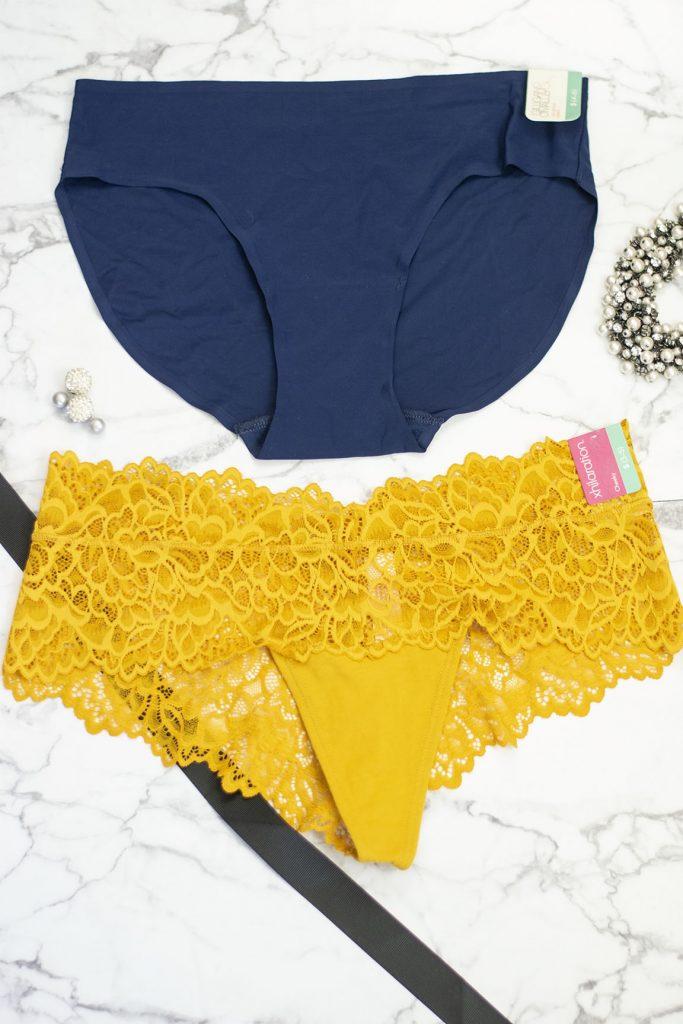 Target undies to avoid panty lines showing