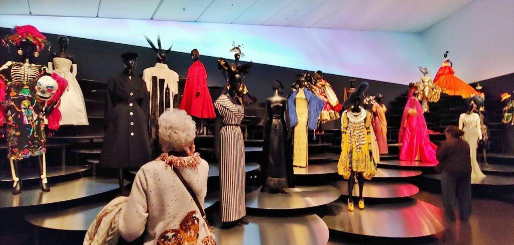 November Dior Exhibition at the Denver Art Museum