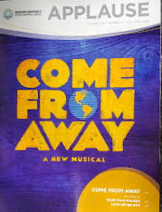 November musical, Come From Away