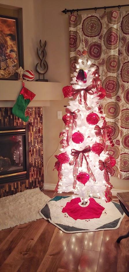 November holiday decorating