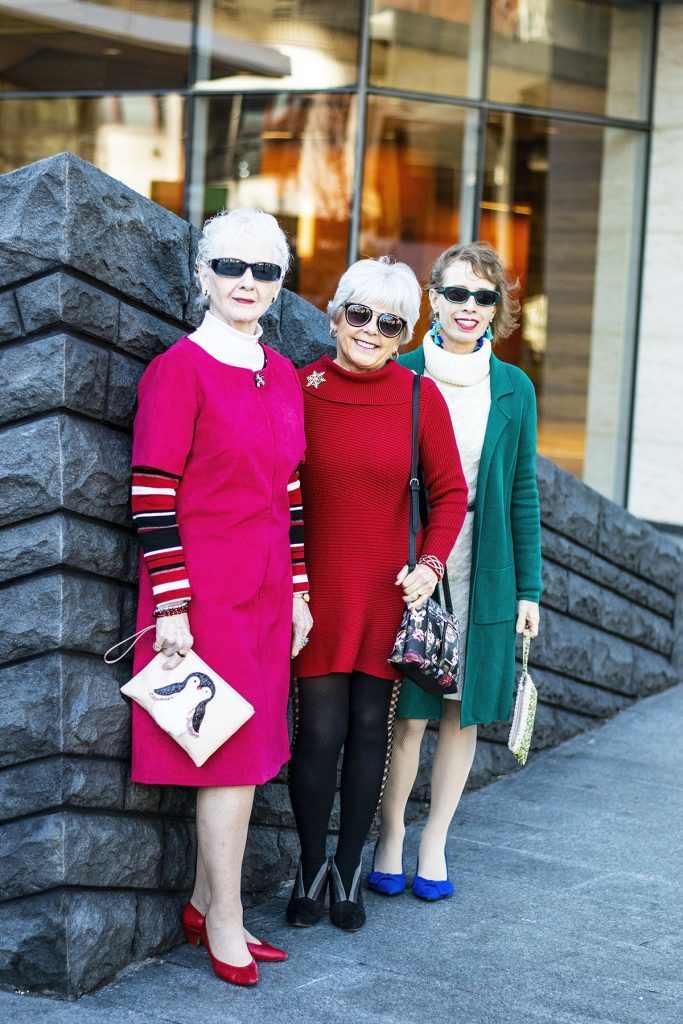 What to wear to a Christmas Party for older women