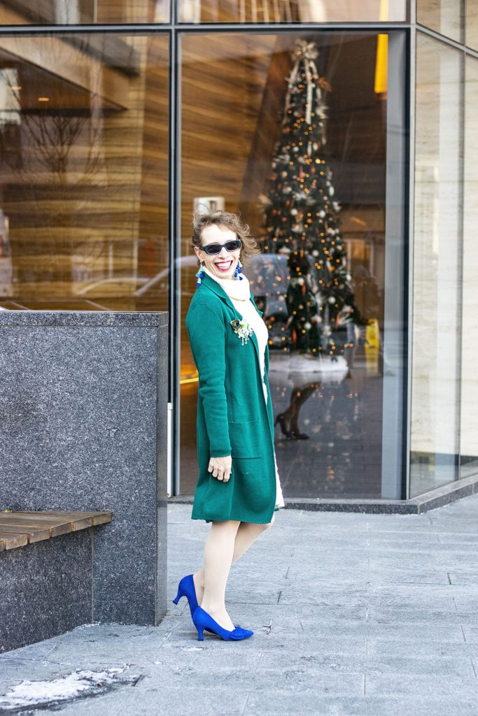 What to wear to a Christmas Party for women over 40