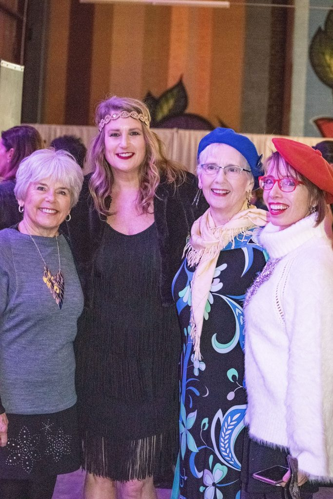 Jodie's Touch of Style goes to Denver Fashion week runway show in the fall