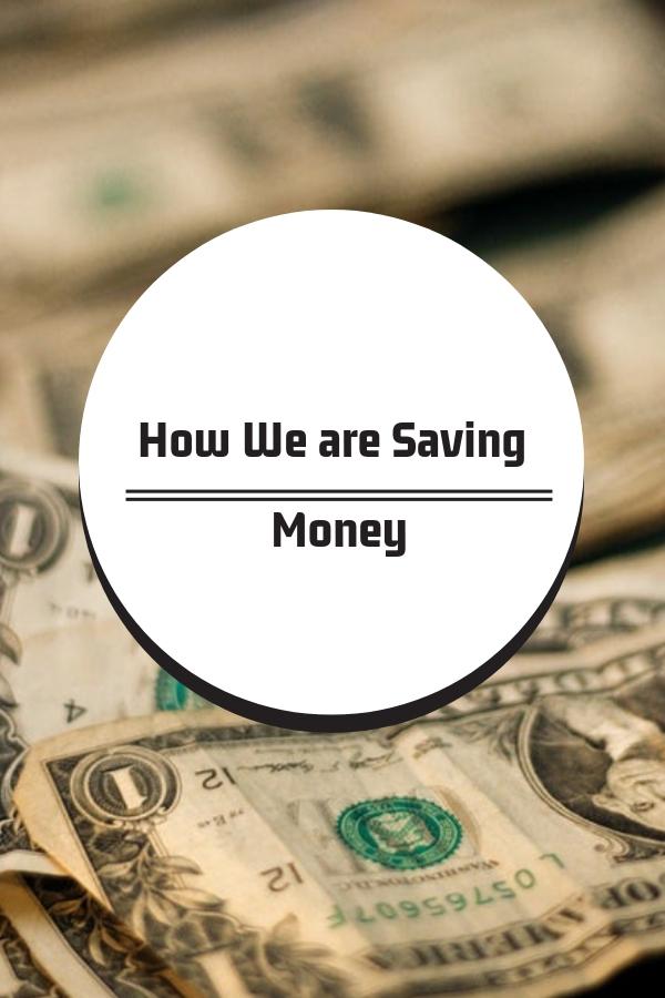 Ways for saving money