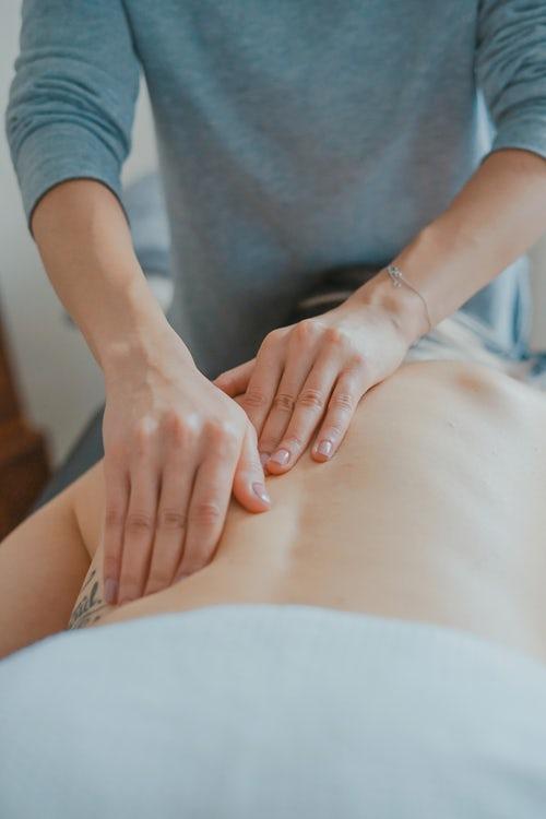 saving money with massages