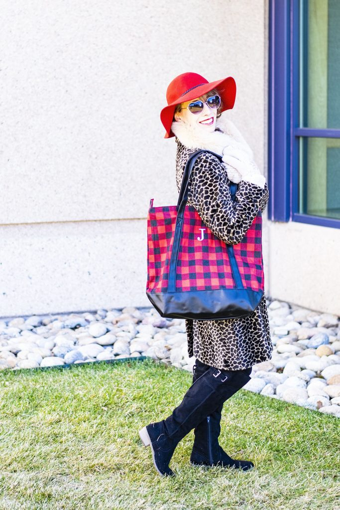 How to mix and match prints with animal prints