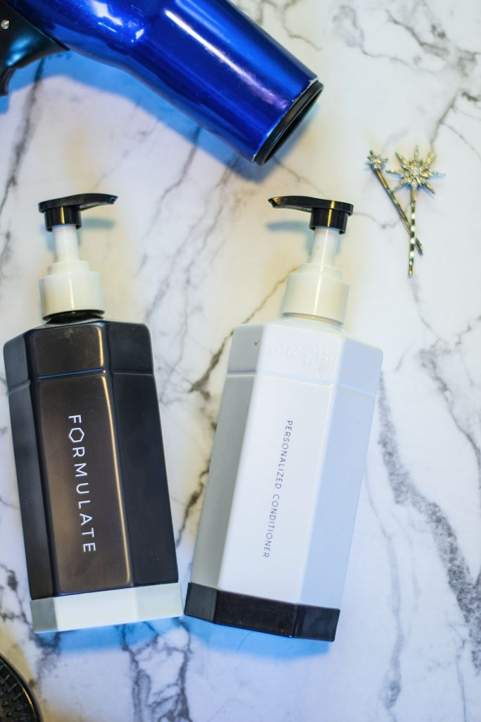 Reviewing hair products for thickening hair with Formulate