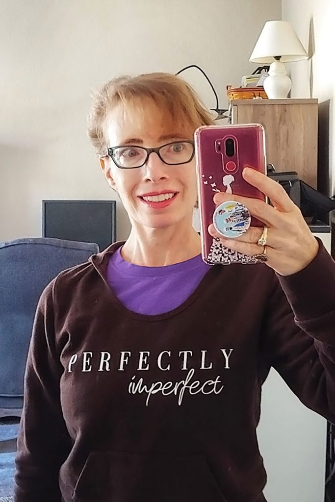 perfectly imperfect for women over 50