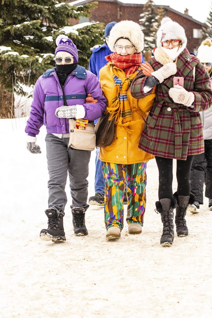 How to style a snow outfit to look stylish