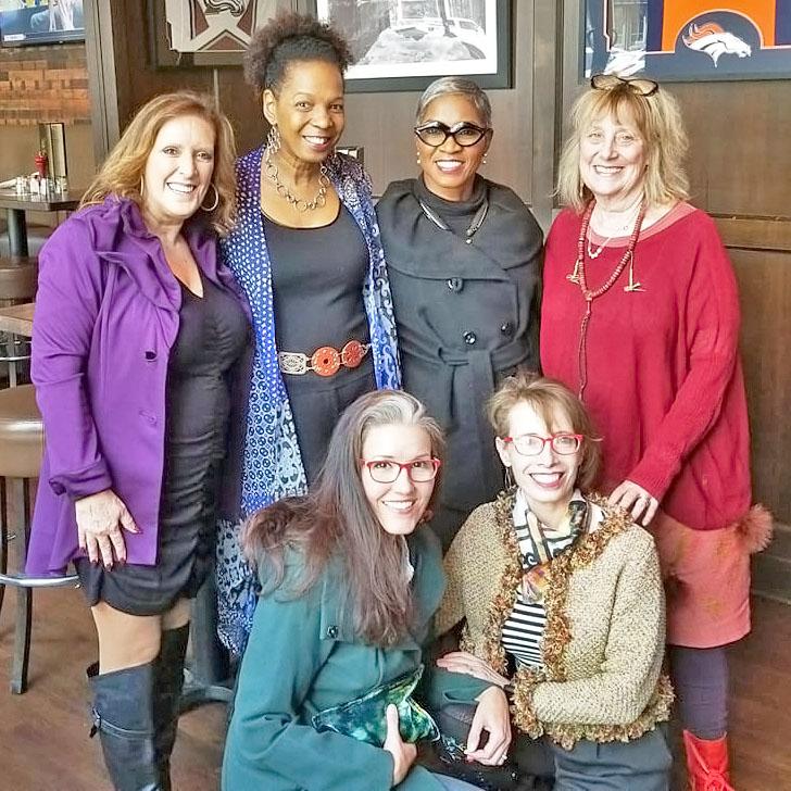 Denver women in March