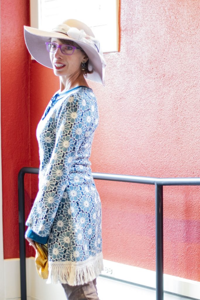 What to wear on Mother's Day with florals