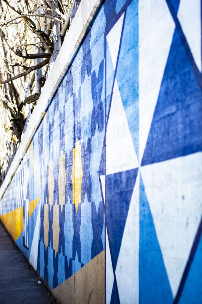 Wall murals in Denver