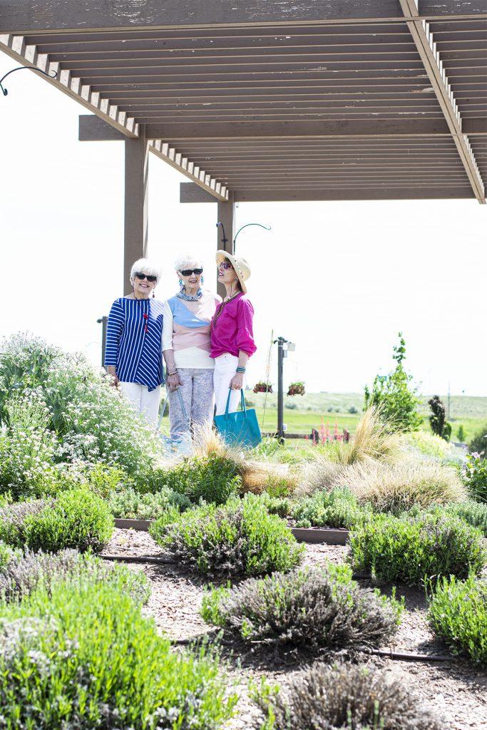 Botanic gardens in Denver