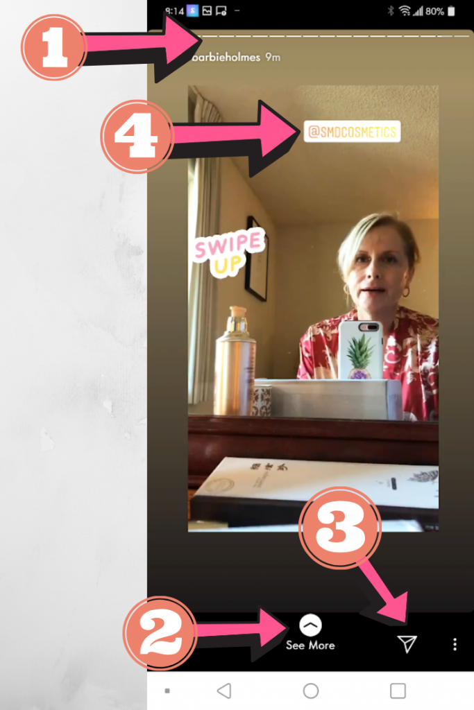How to use instagram stories to learn more