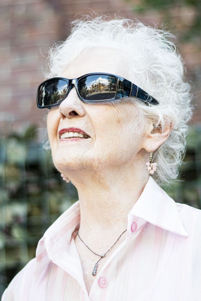 Woman over 80