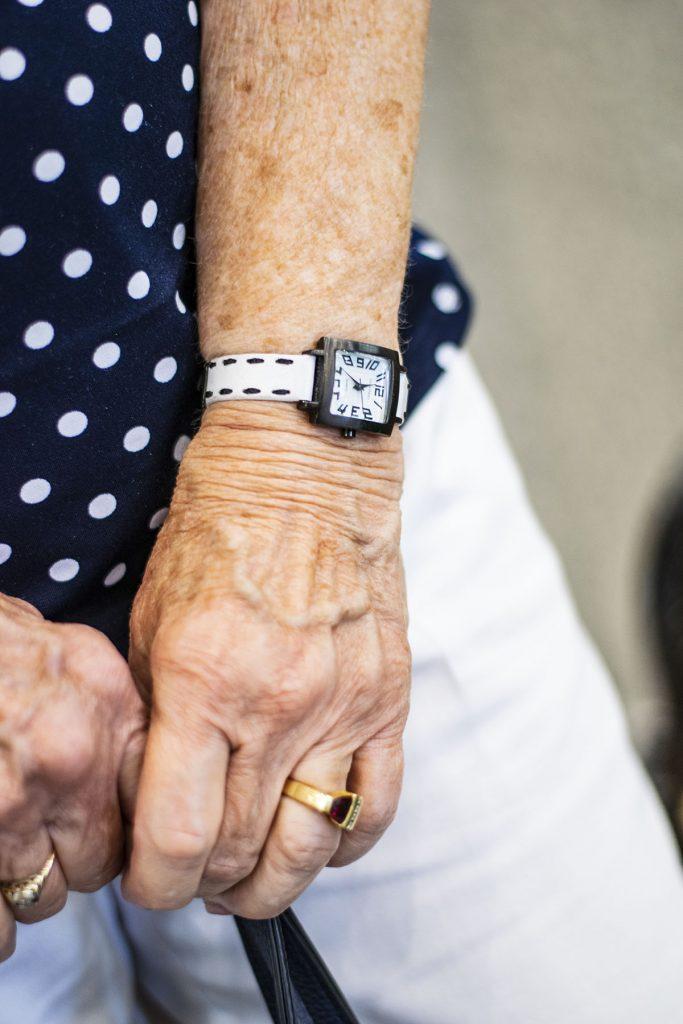 Watch for older women