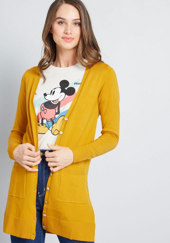 Fall Trends for 2019 with long cardigans