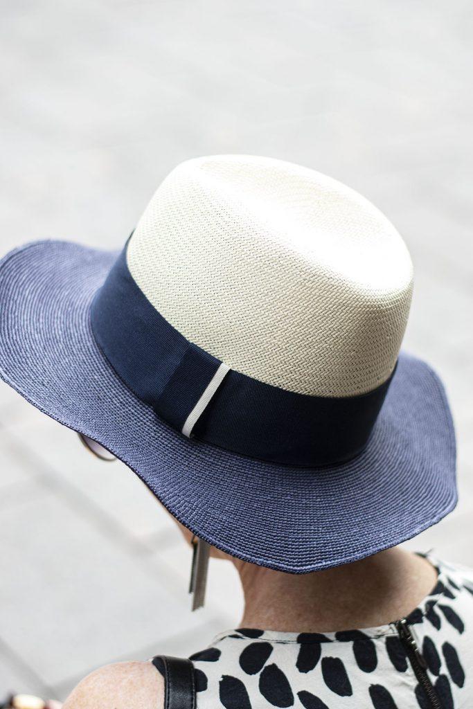 Hat details